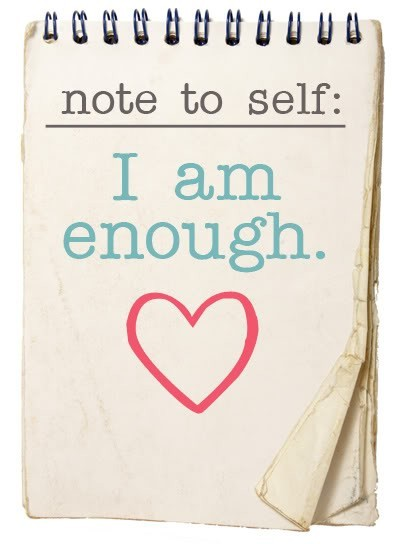 you are enough - Agilizen and Agile Life Design