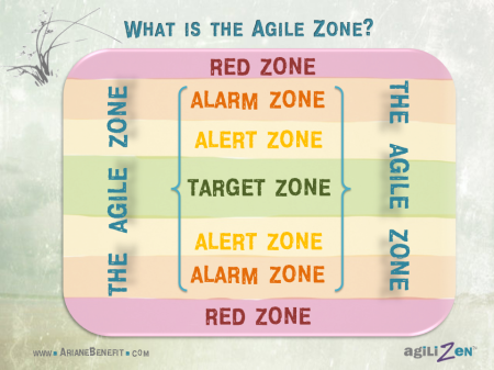 The Agile Zone of Optimal Functioning