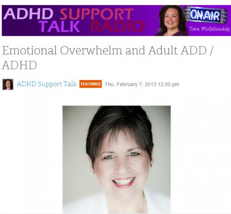 Handling Emotional Overwhelm the Agile way on ADHD Support - Ariane Benefit, Life Coach NJ, NYC