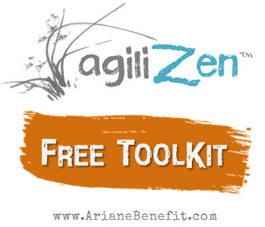 agile life design and agilizen toolkit, ezine by Ariane Benefit